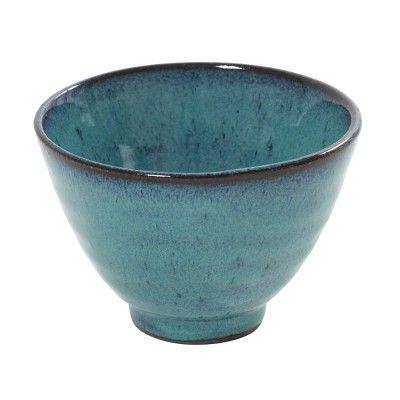 Cup conic Aqua turquoise Ø11 cm (set of 6) Serax