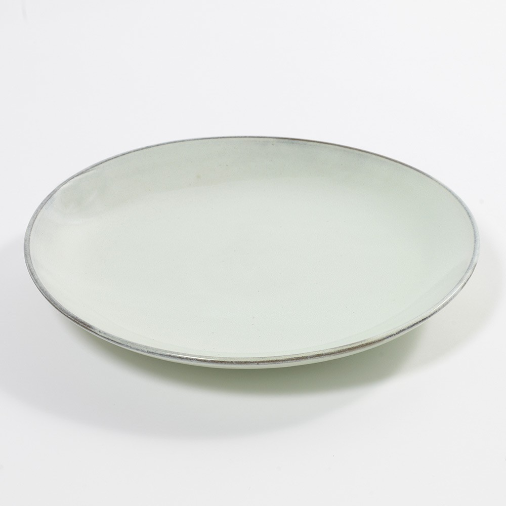 Big plate Aqua clear Ø28,5 cm (set of 4) Serax