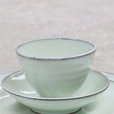 Aqua schaaltje helder Ø11 cm (set van 6) Serax