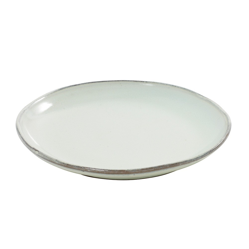 Assiette à dessert Aqua clair Ø21,5 cm (lot de 6) Serax