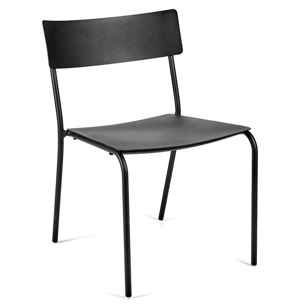August dining chair black Serax