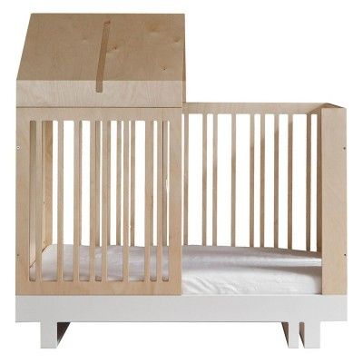 The Roof convertible crib set
