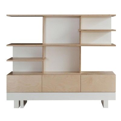 The Roof bookcase