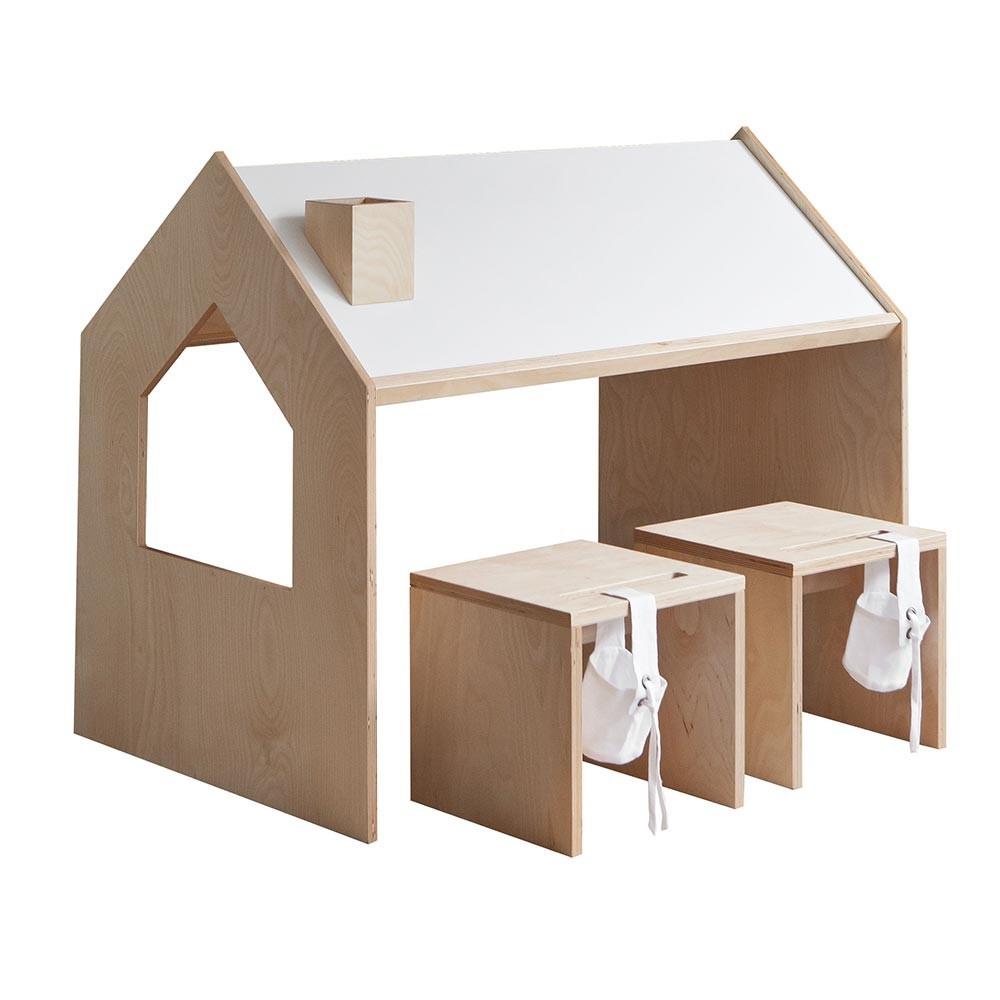 Playhouse desk Kutikai