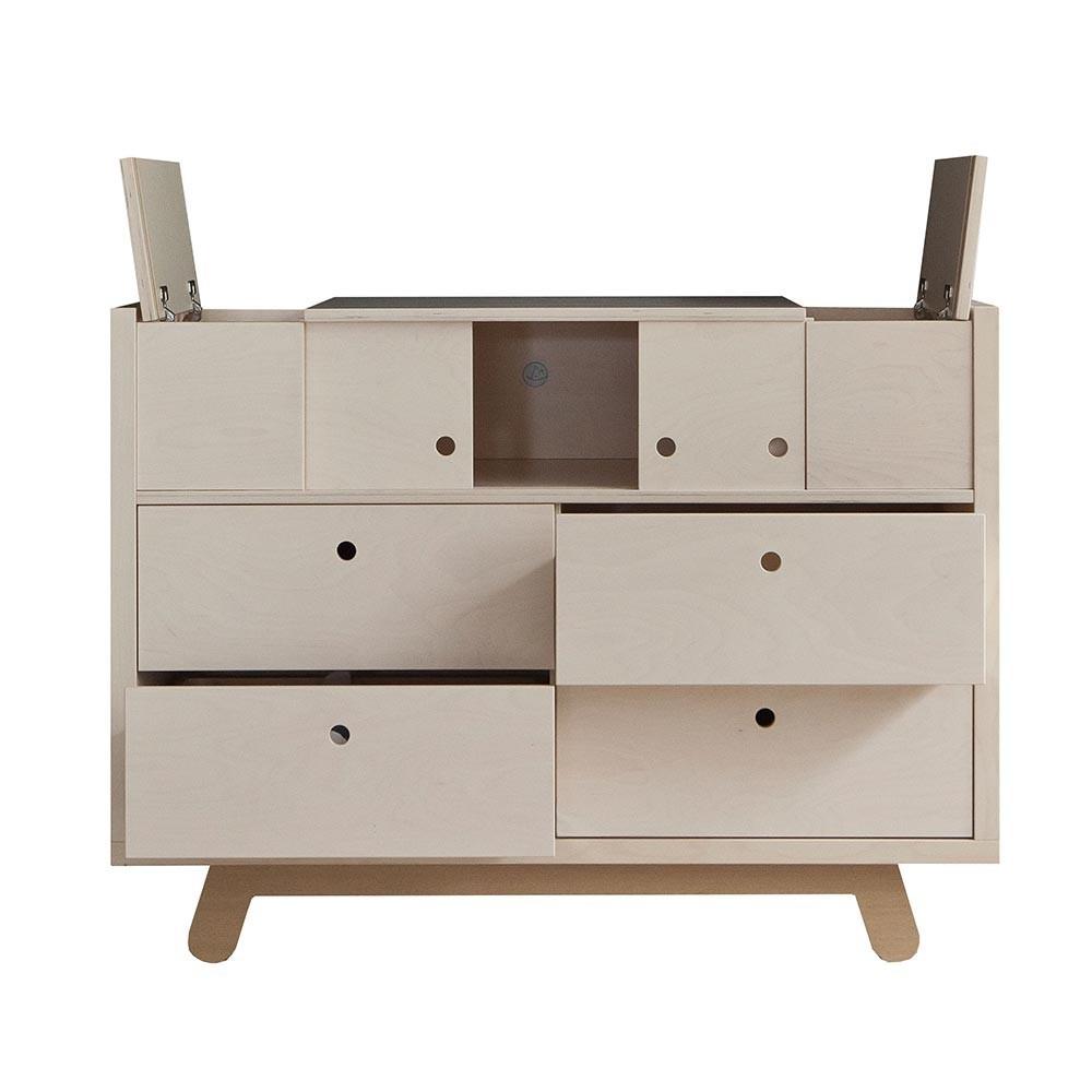 Peekaboo chest of drawers Kutikai