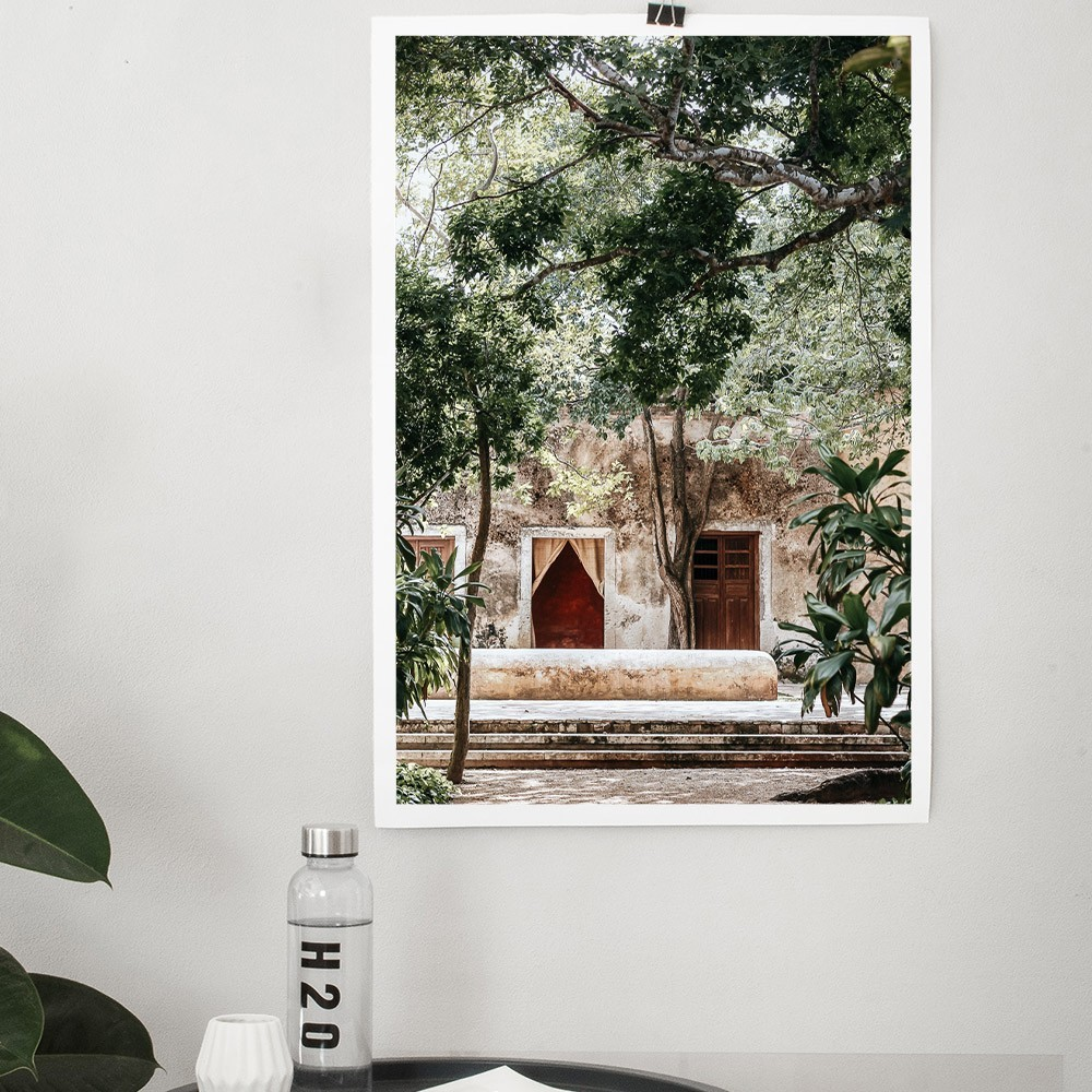 Hacienda San Pedro poster N.2 David & David Studio