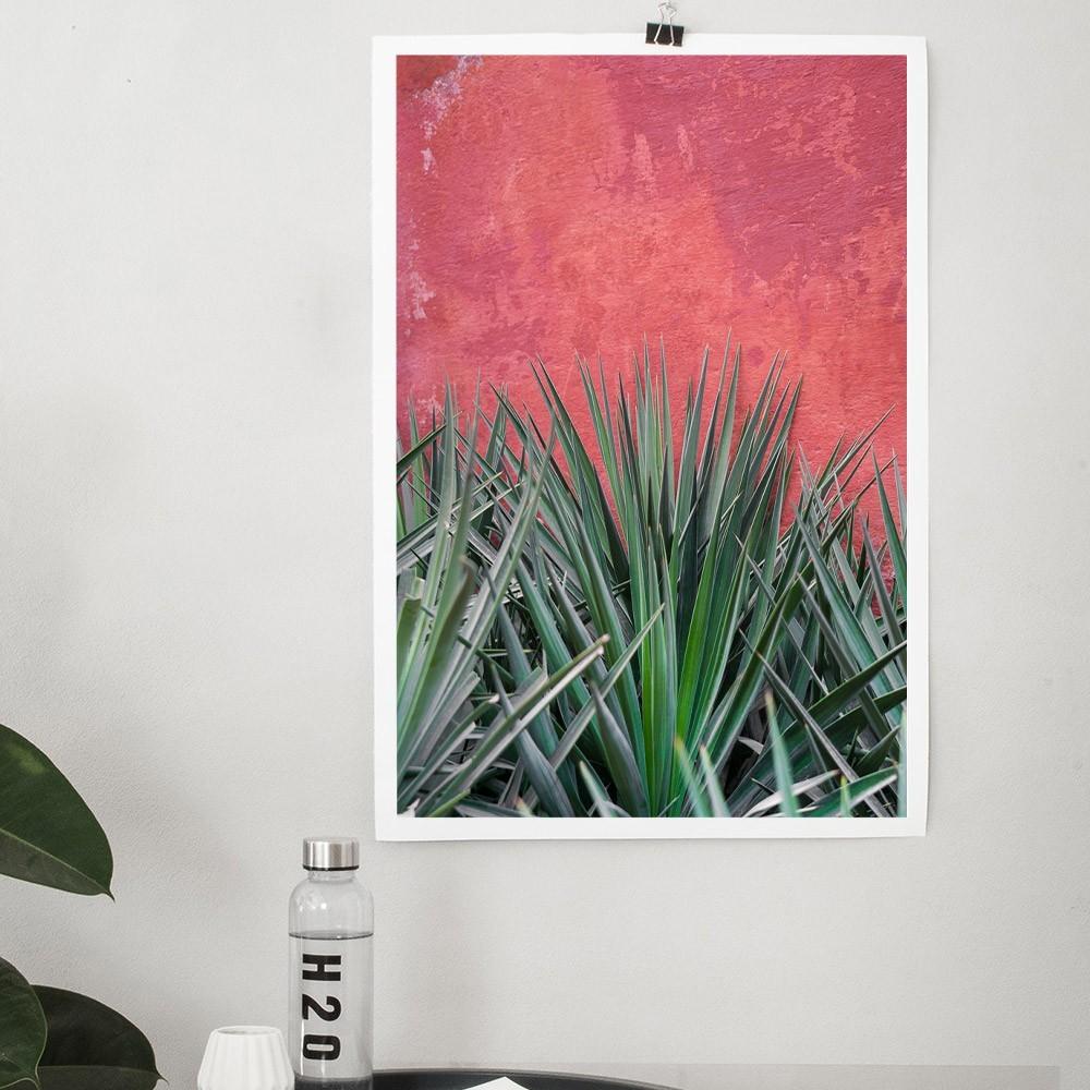 Colors of Senegal N.1 poster David & David Studio
