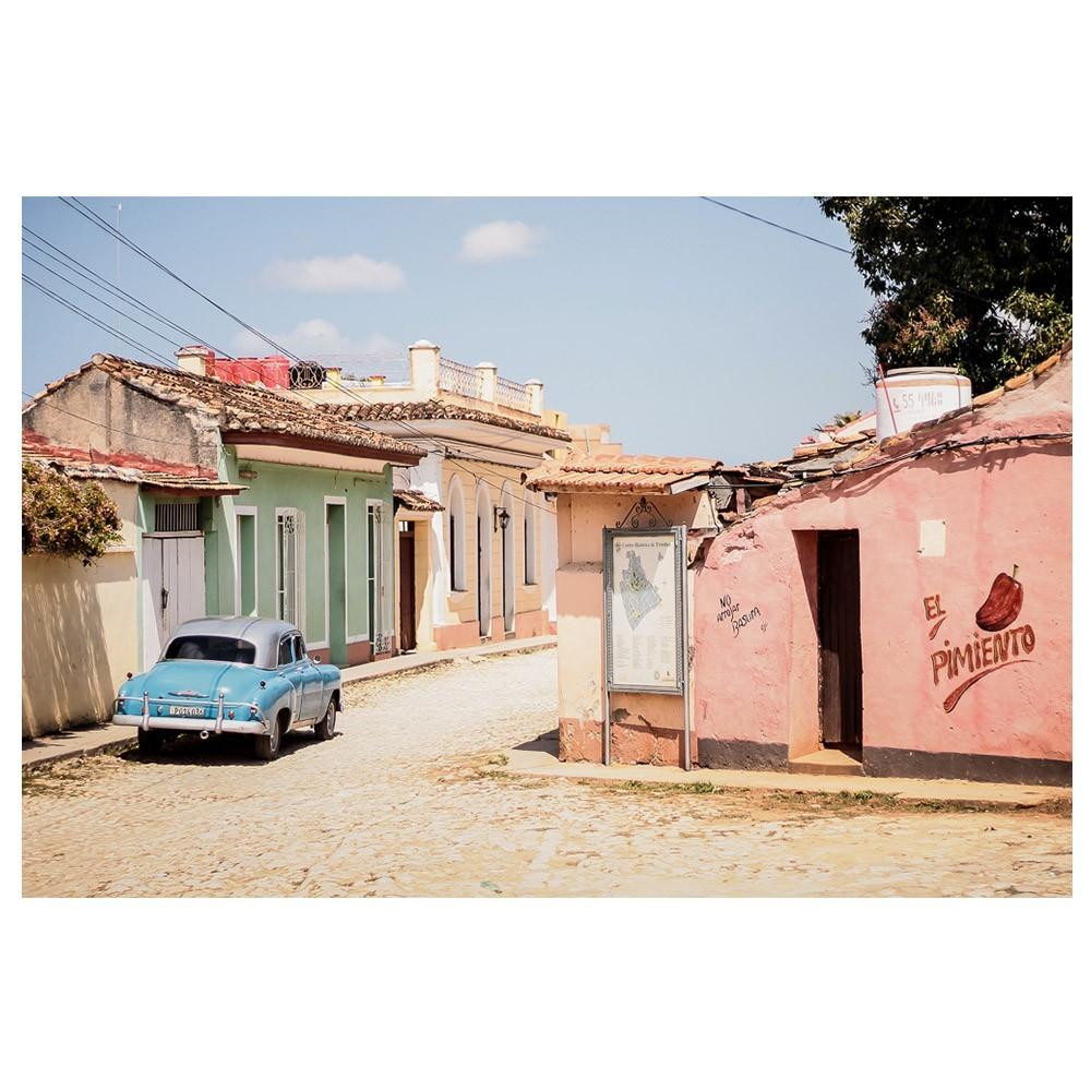 Cars of Cuba N.2 poster David & David Studio