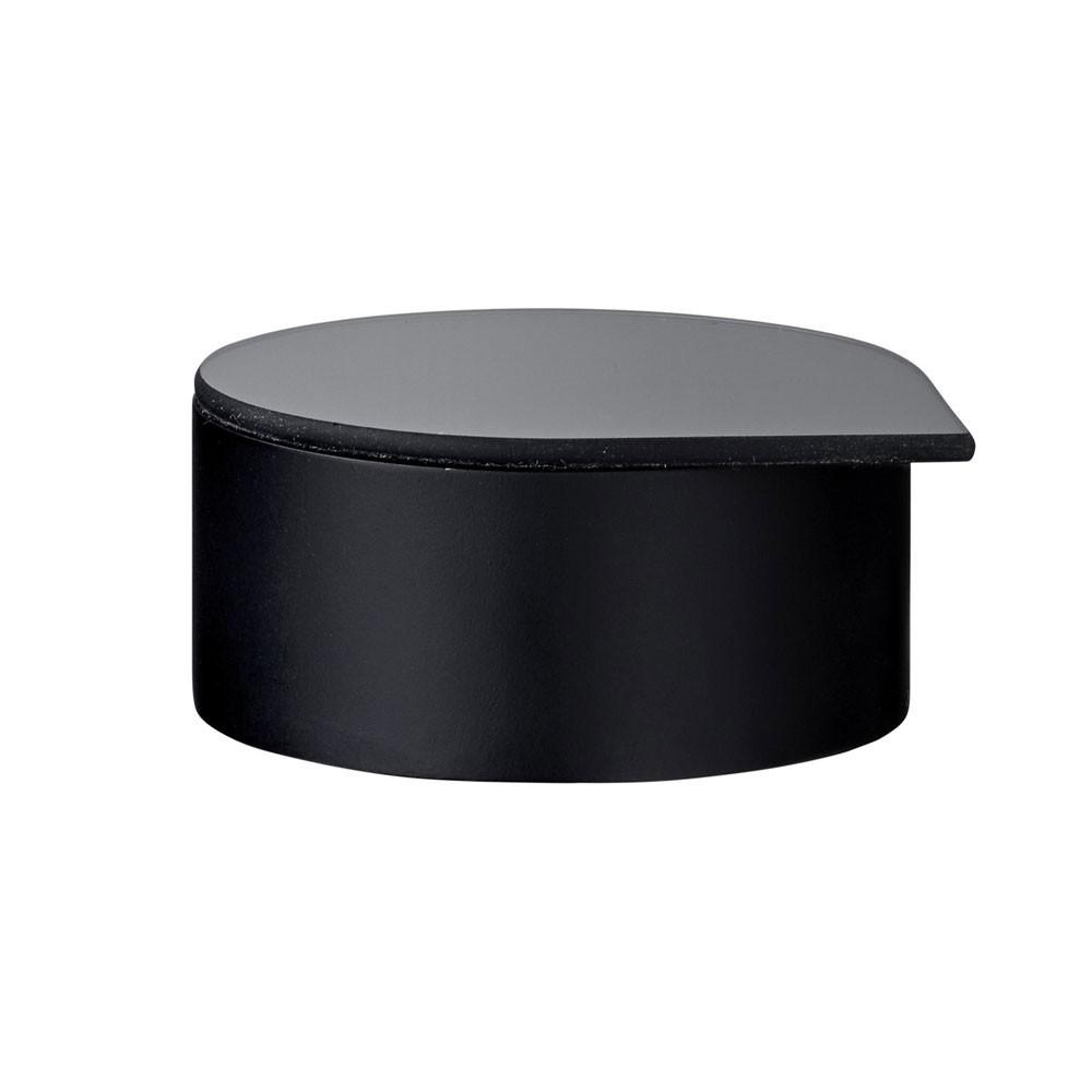 Gutta jewelry box black S AYTM