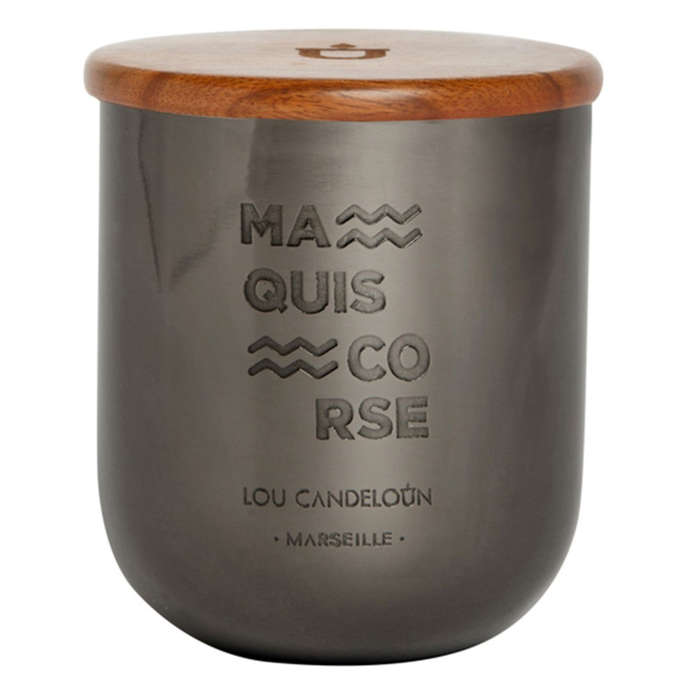 Scented candle 120g Maquis Corse Lou Candeloun