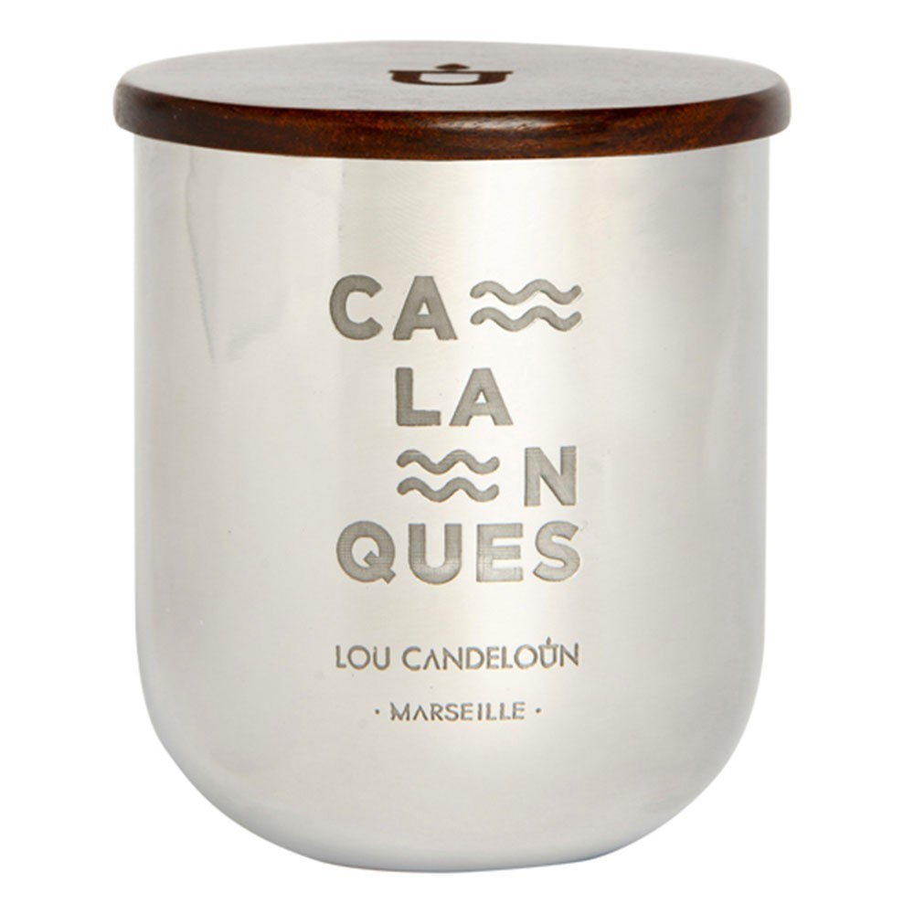 Scented candle 120g Calanques Lou Candeloun