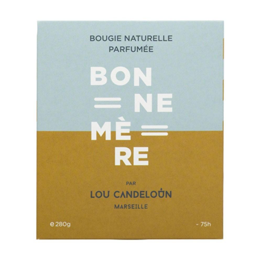 Scented candle 280g Bonne Mère Lou Candeloun