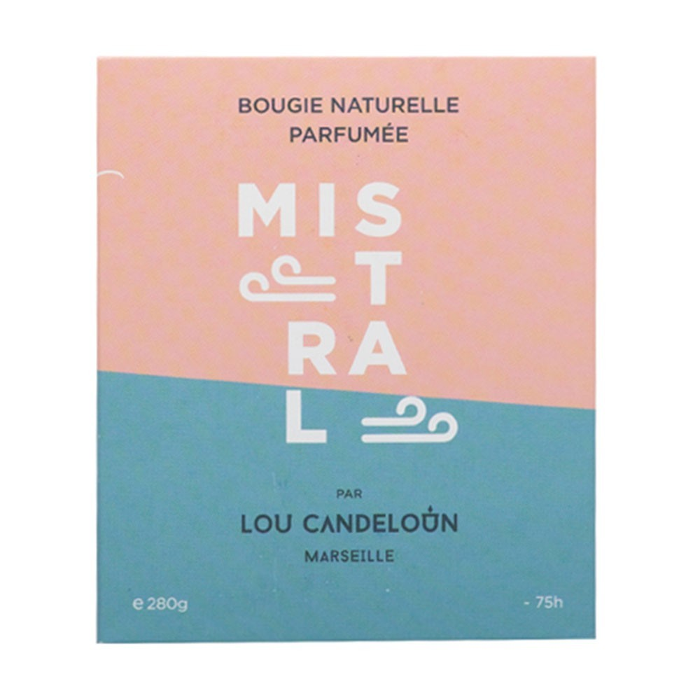 Scented candle 1000g Mistral Lou Candeloun