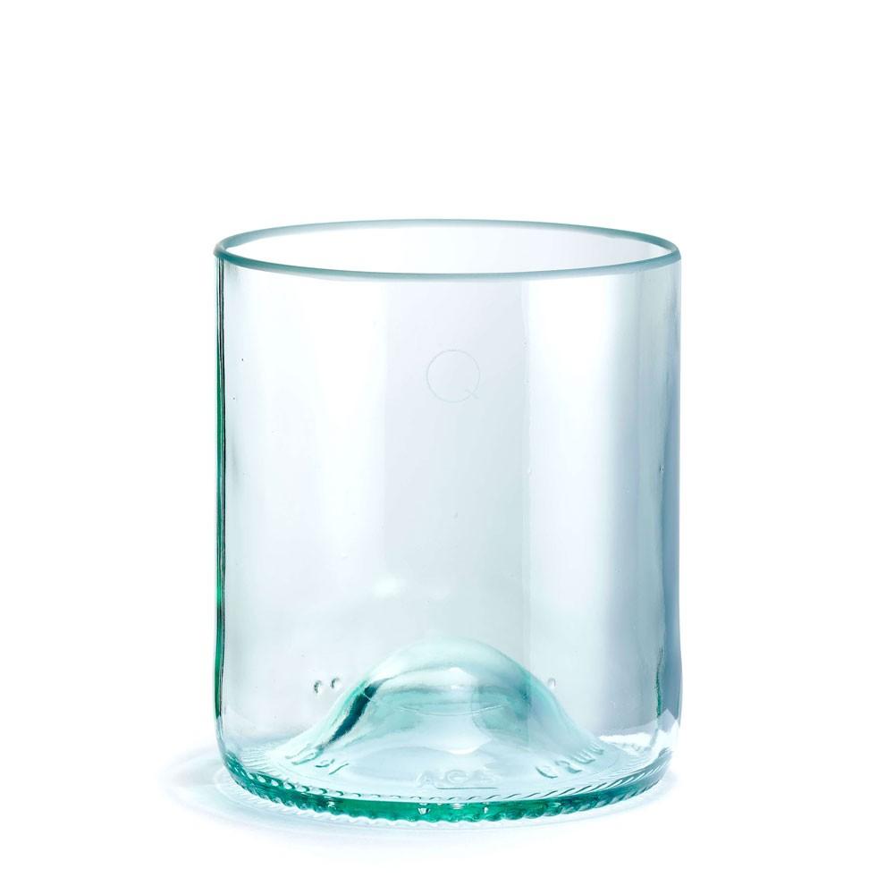 """""""Bleue"""" glasses - limited edition (set of 4) Q de bouteilles"""