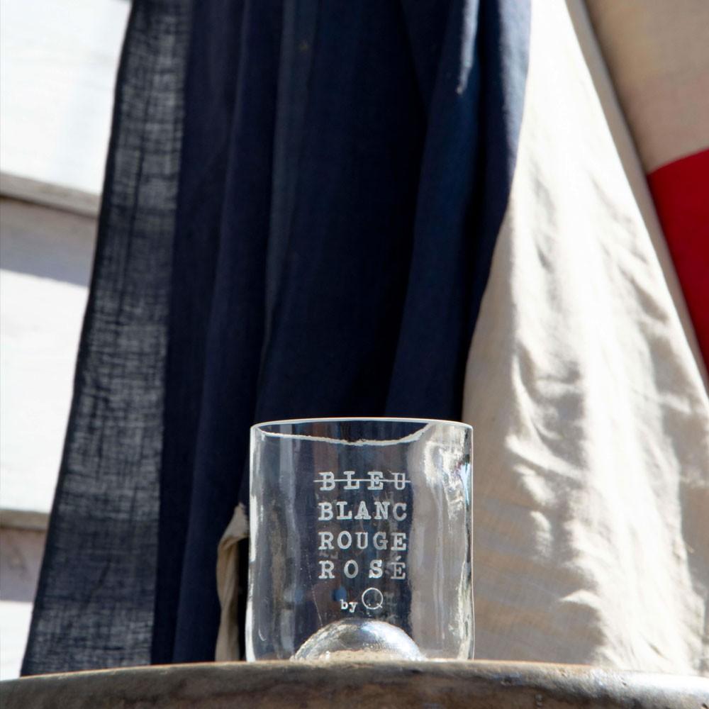 Danser glasses - limited edition (set of 4) Q de bouteilles