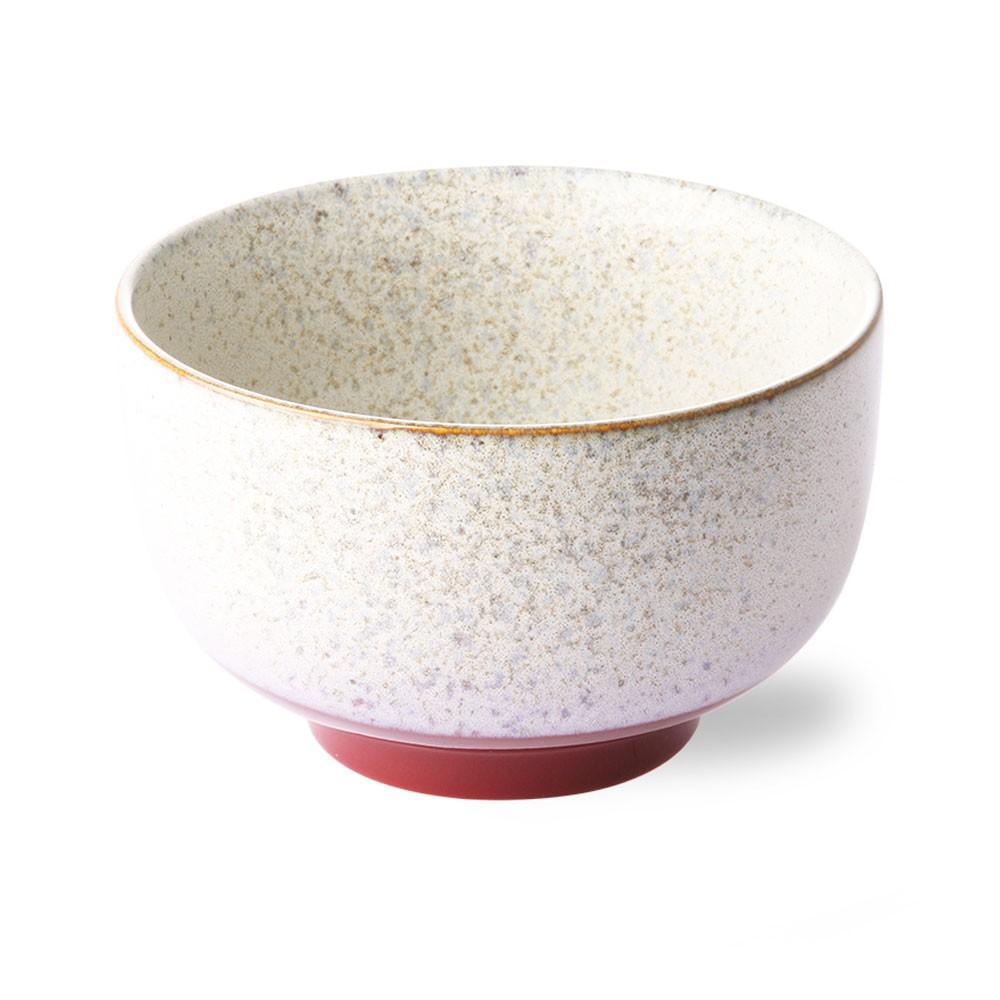 Ceramic 70's bowls Frost HKliving