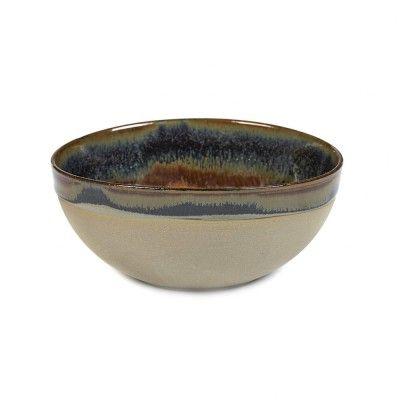 Surface bowl S rusty brown Ø15 cm Serax
