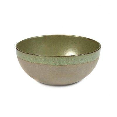 Surface bowl S camogreen Ø15 cm Serax