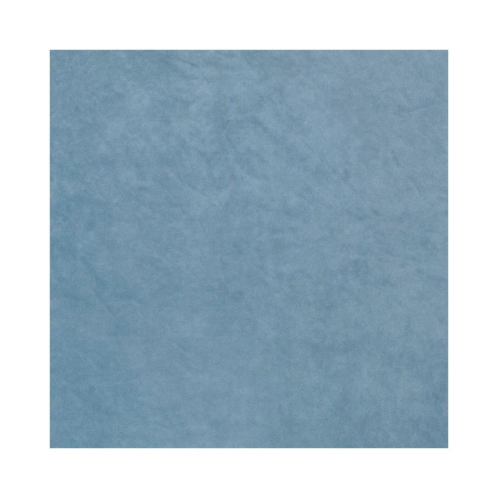 366 Fauteuil van hemelsblauw fluweel 366 Concept