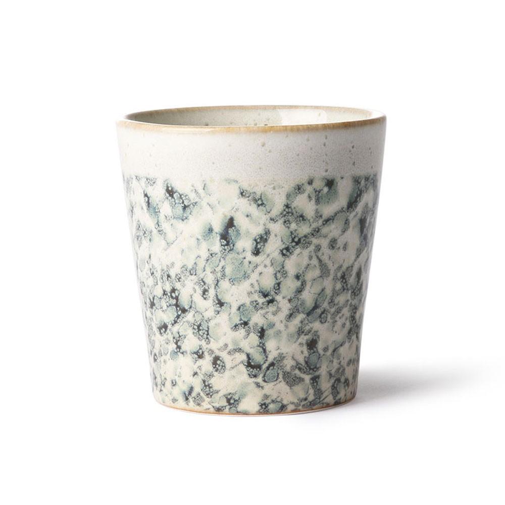 Ceramic 70's mugs hail HKliving