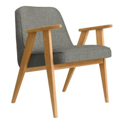 366 Loft fauteuil grijs 366 Concept
