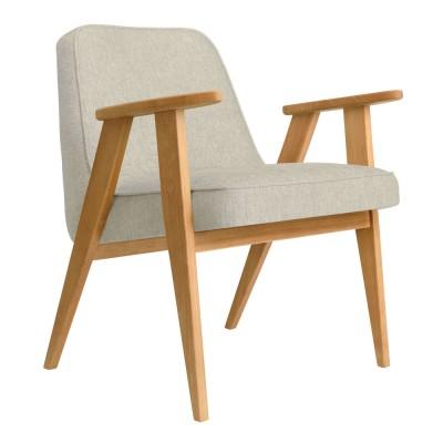 366 Loft fauteuil wit 366 Concept
