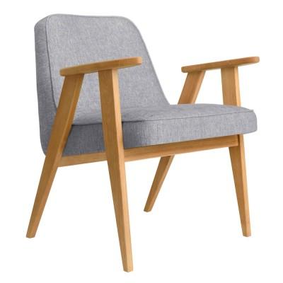 366 Loft fauteuil zilver 366 Concept