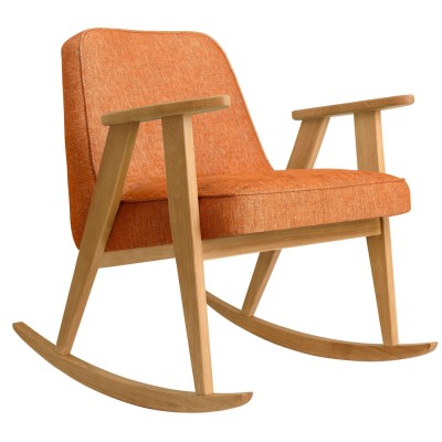 Rocking chair 366 Loft mandarine 366 Concept