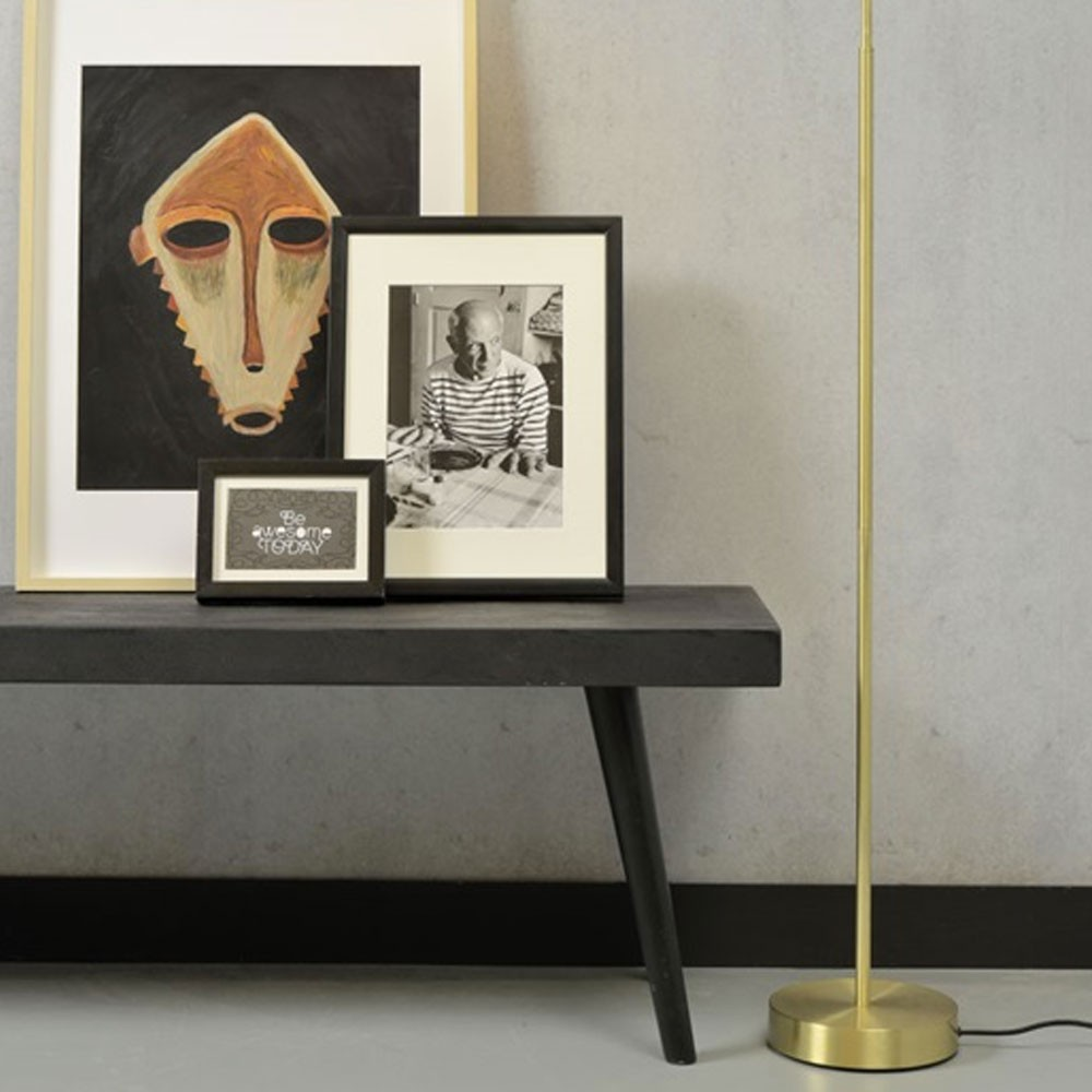 Valencia floor lamp gold It's About RoMi