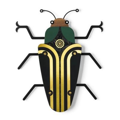 Muurdecoratie insecten n ° 2 Umasqu