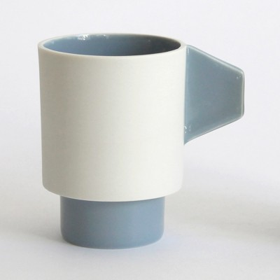 Tasse Fisher anse trapèze (lot de 2)