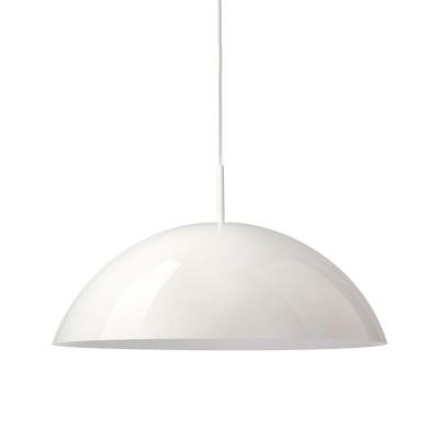 Acrylic Cupola hanging lamp white HKliving HKliving