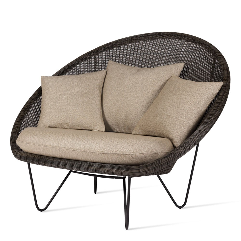 Gipsy lounge armchair Vincent Sheppard
