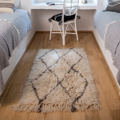 Berber Soul Woolable rug S Lorena Canals