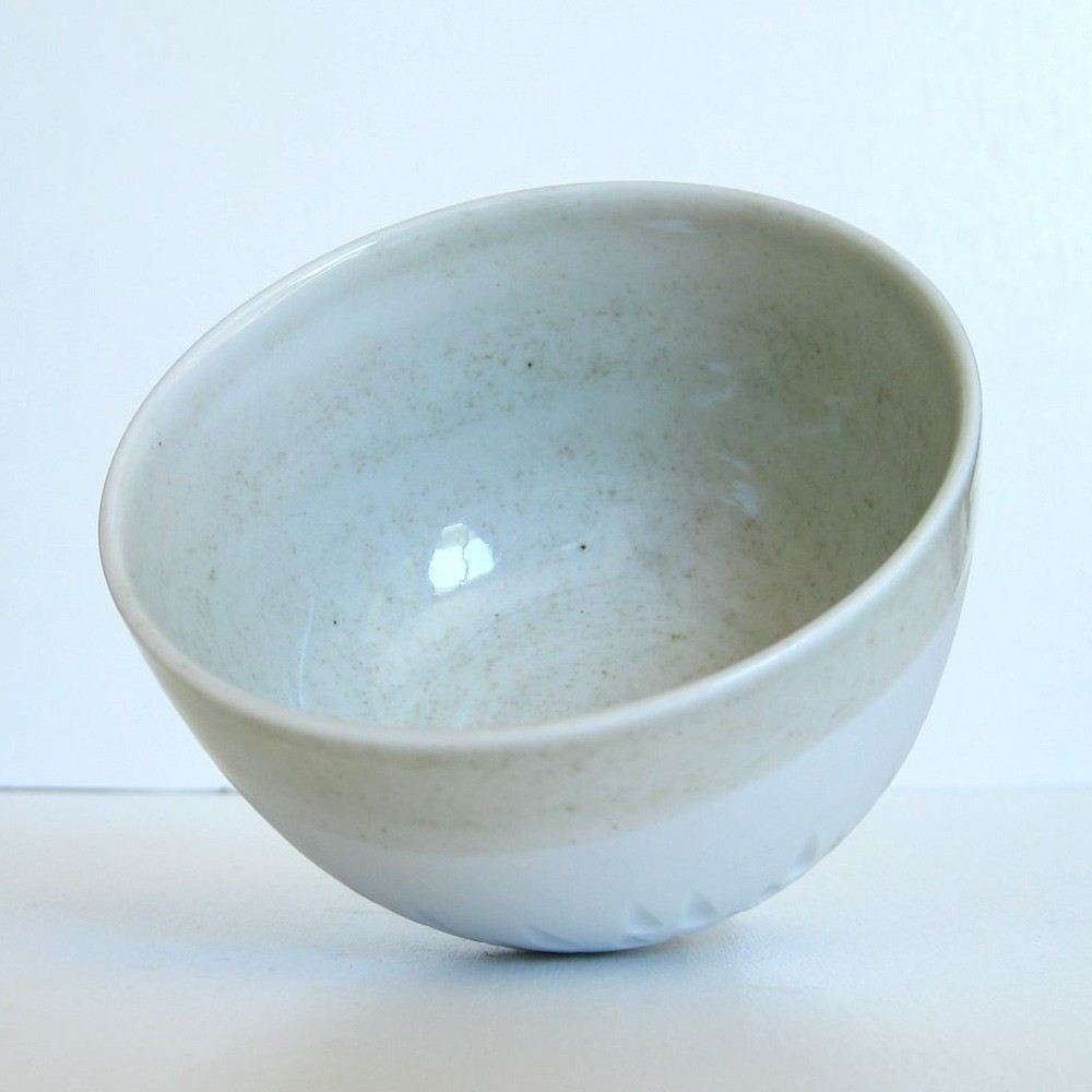 Porcelain and celadon bowl Ø10cm Atelier de Williams