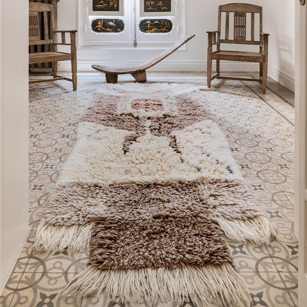 Zuni Woolable rug Lorena Canals
