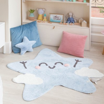 Washable rug Happy Star Lorena Canals