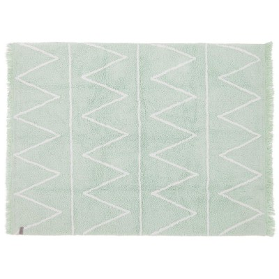 Washable rug Hippy mint Lorena Canals