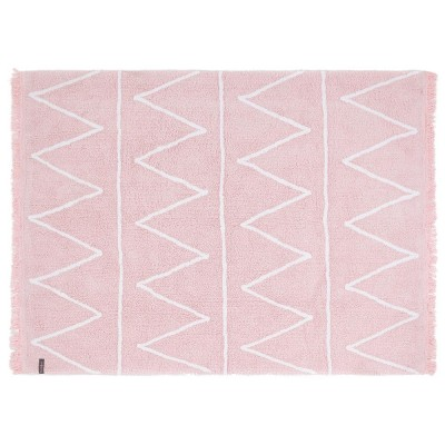 Washable rug Hippy pink Lorena Canals
