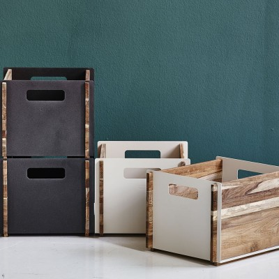 Box storage box white