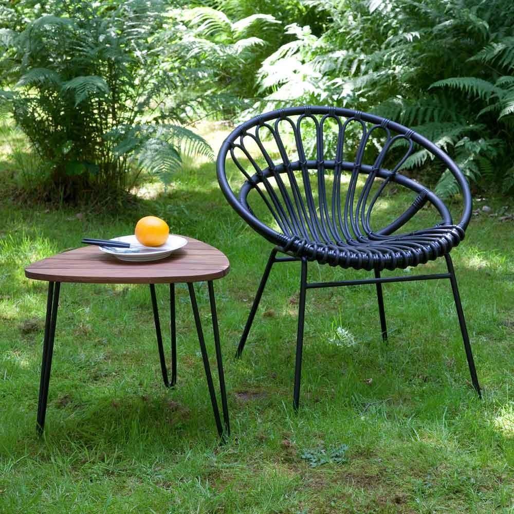 Roxanne fauteuil zwart Vincent Sheppard