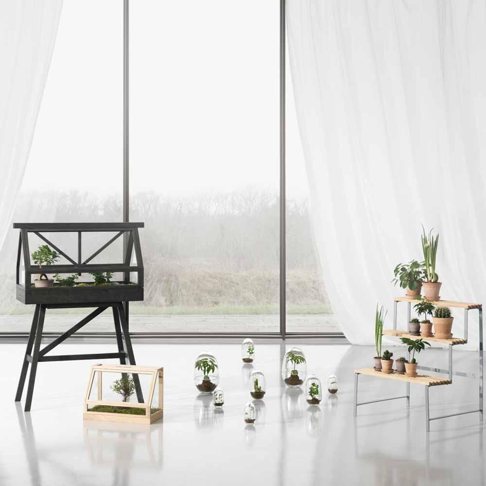 Invernadero gris oscuro Design House Stockholm