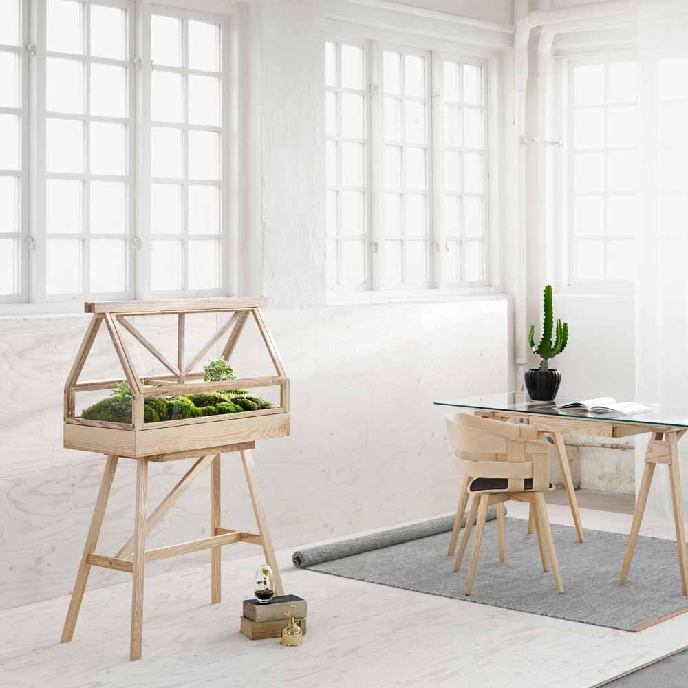 Kas donkergrijs Design House Stockholm