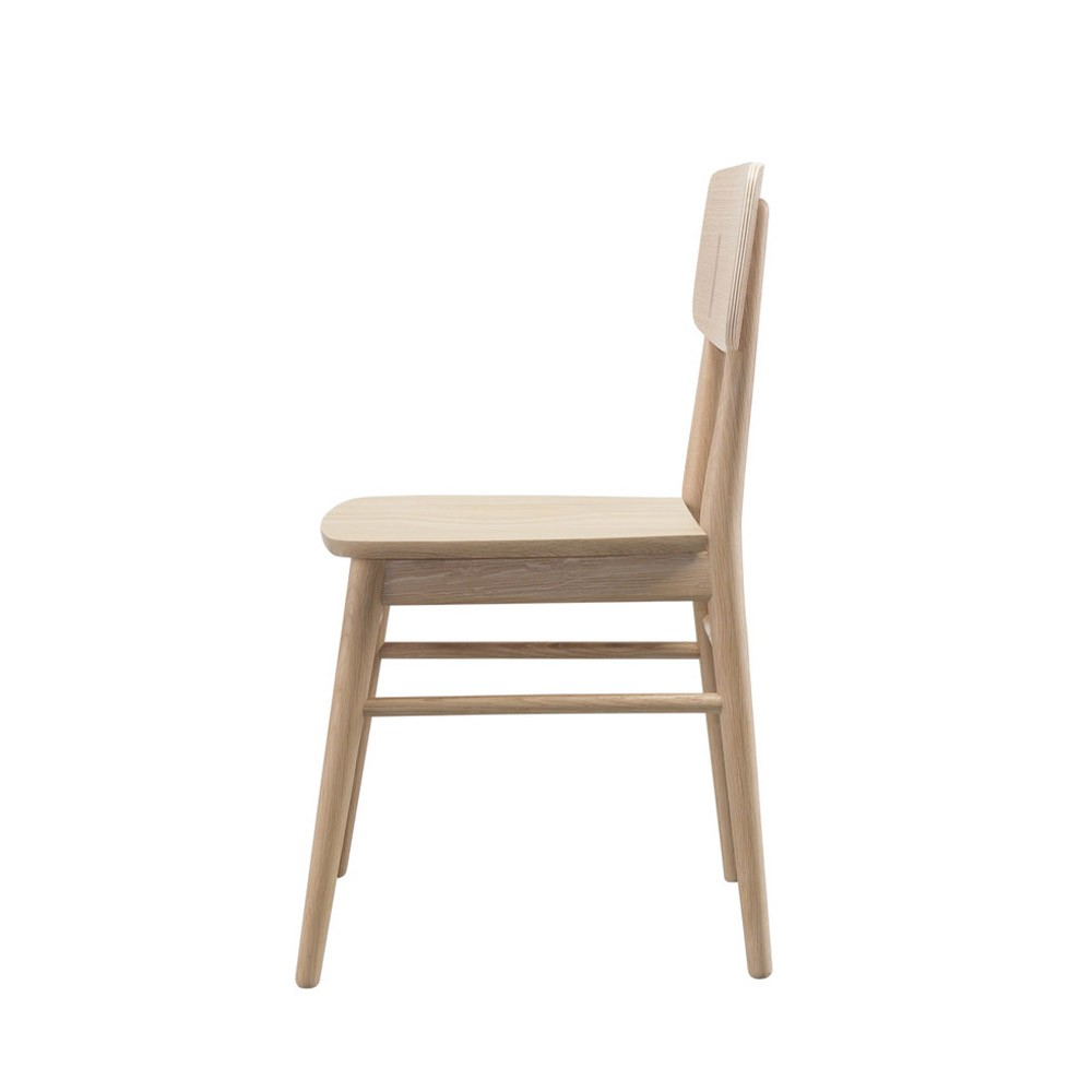 Country chair oak
