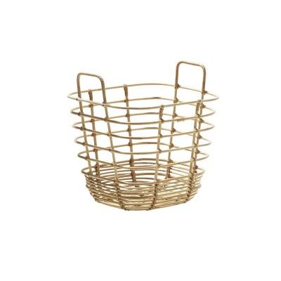 Sweep rattan Basket square