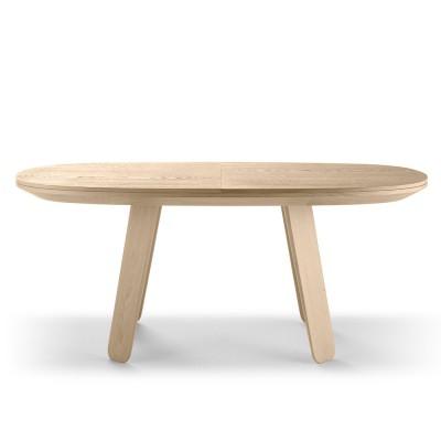 Triku table with extension oak Alki