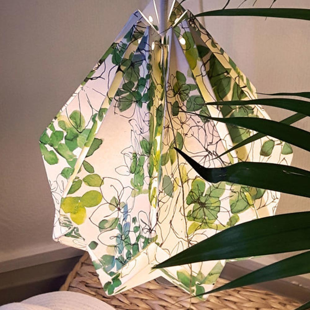 Hanahi veerophanging Tedzukuri Atelier