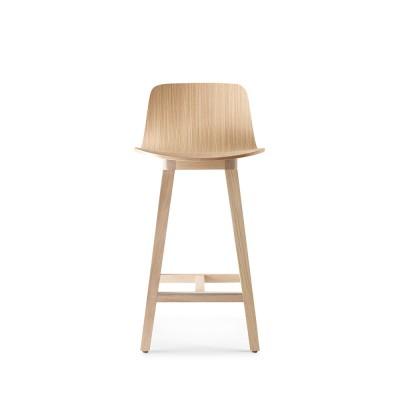Kuskoa bar chair oak H66 cm Alki