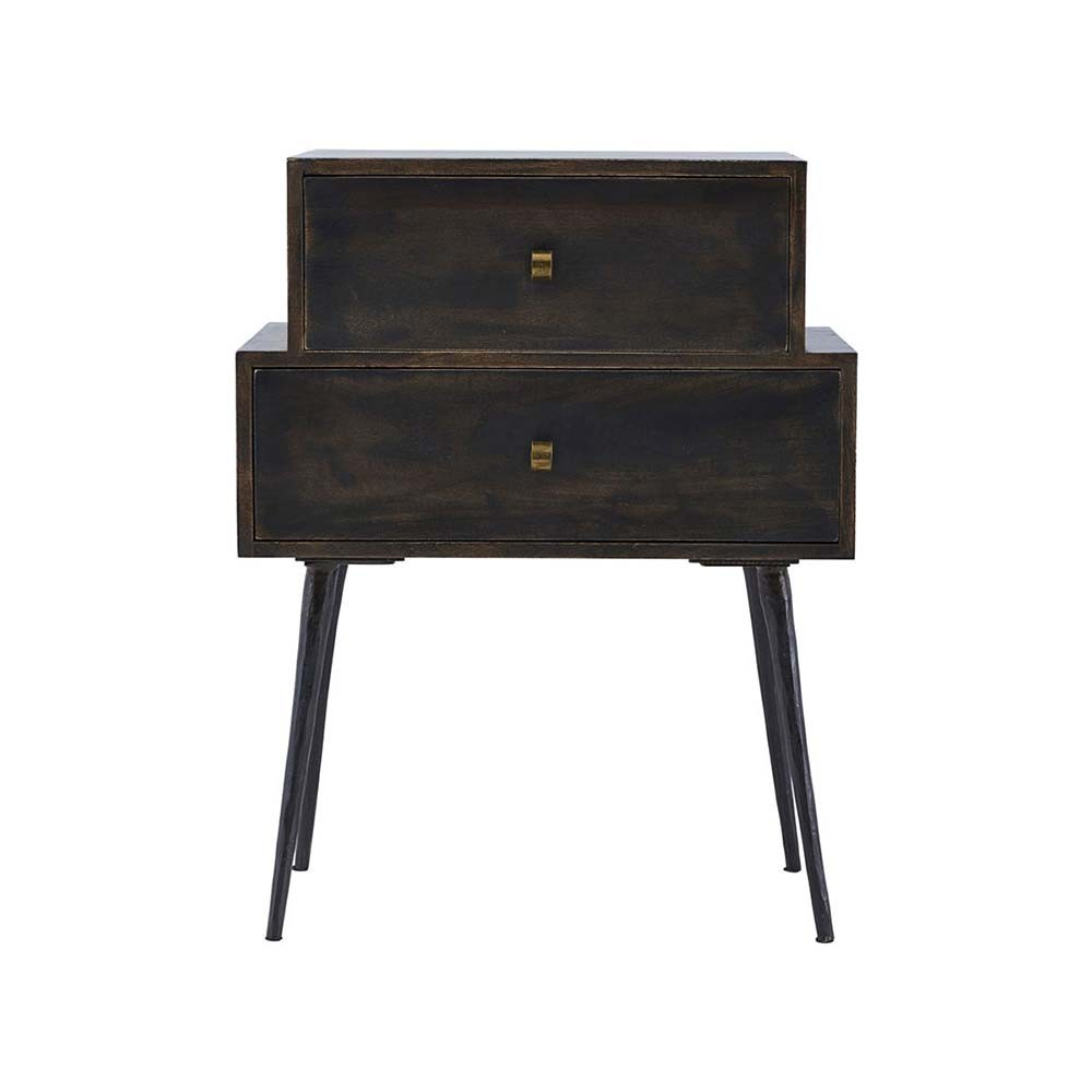 Commode Club noir House Doctor