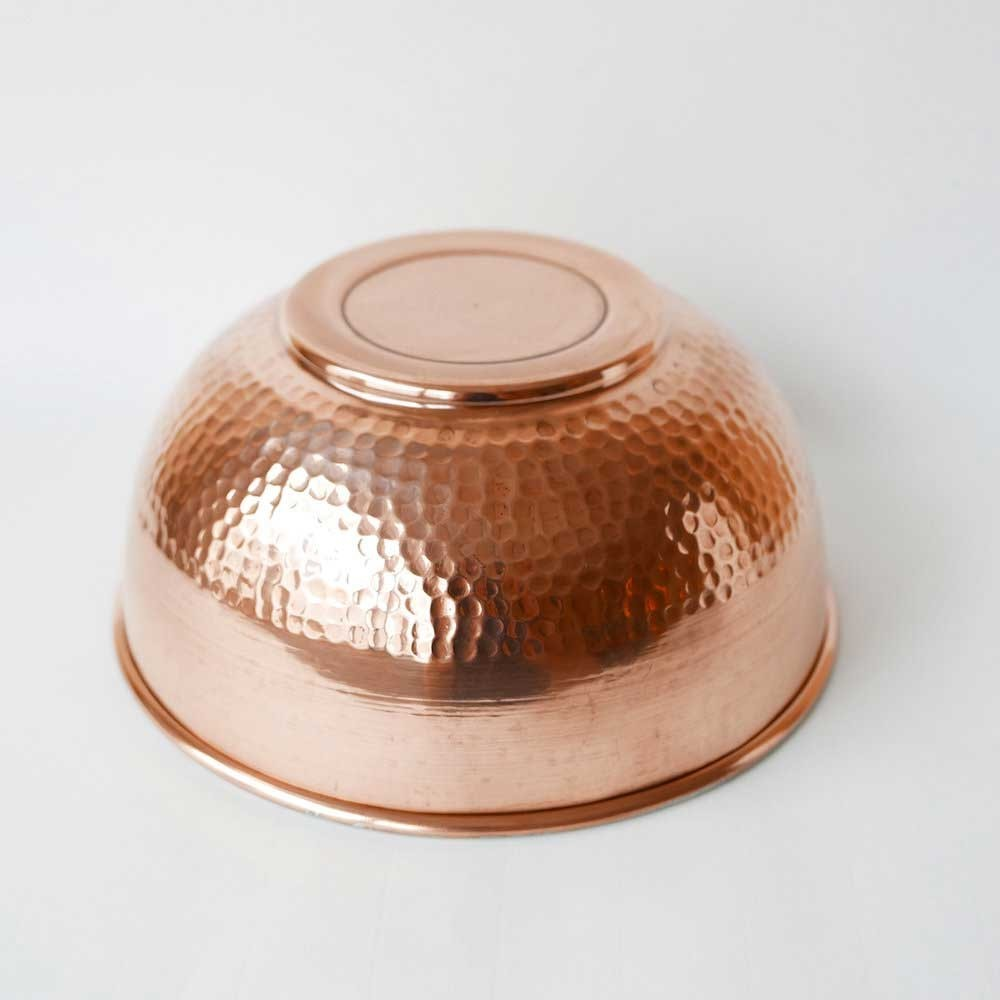 Salad bowl copper Datcha